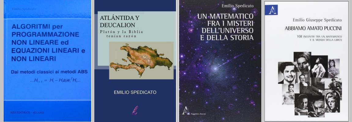 I miei libri e le mie opere