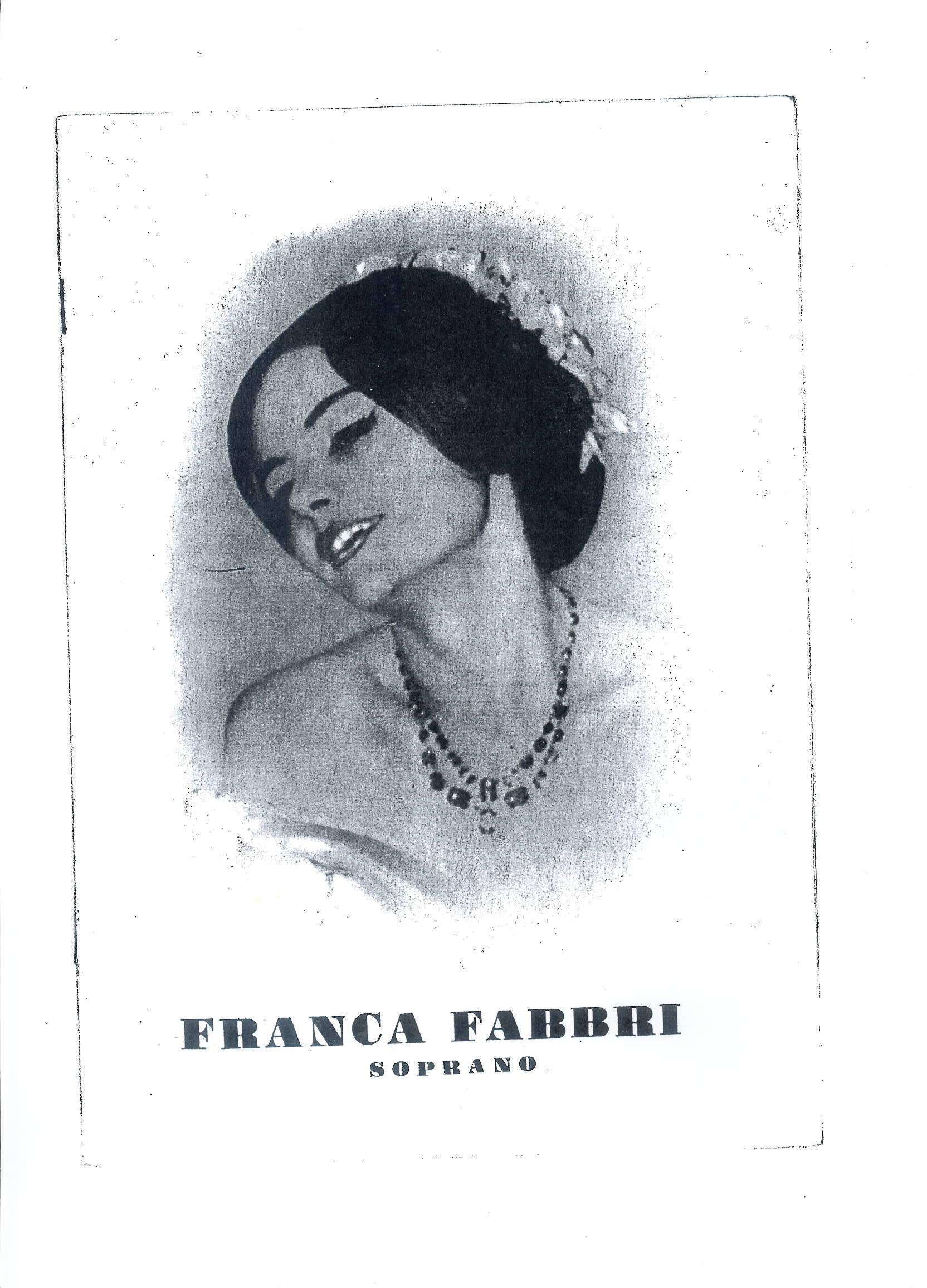 Franca Fabbri
