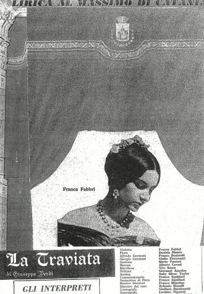 collezione Franca Fabbri-Traviata